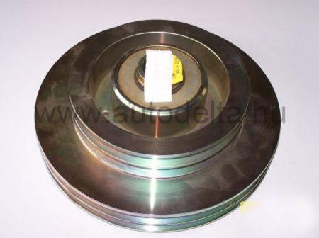 Mágneskupplung 6, 2xSPA 276+2xSPB 193, 24V=