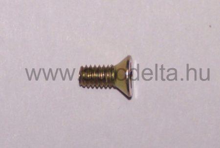 Mágneskupplung fedél csavar, TK55-110