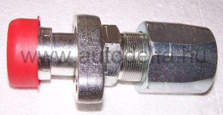 Csöcsatlakozó egyenes - FL-DN20