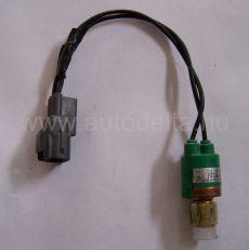 Nyomáskapcsoló alacsony, zöld, HispaC