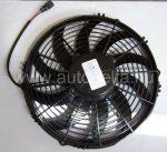 Axiál ventilátor 18, 24V=, VA10-BP50/C-61A