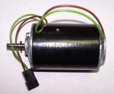 Axiálventillátor motor Sütrak, low noise, 24V=