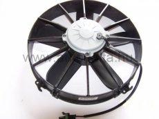 Axiál ventilátor 9, 24V=, VA01-BP70/VLL-36A
