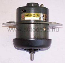 Axiálventillátor motor 1  HispaC,  peremes, 24V=