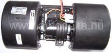 Ikerventillátor 27, 12V=, 3-fokozatú, H11-002-230