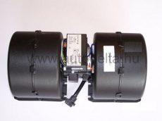 Ikerventillátor, 24V=, SPAL 009-B40/T/IE-22, elektronikával
