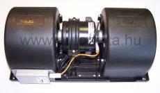Ikerventillátor 21, 24V=, 3-fokozatú,