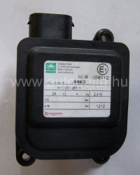 Zsalumozgató motor, 24VDC, Konvekta, H11-001-281-1