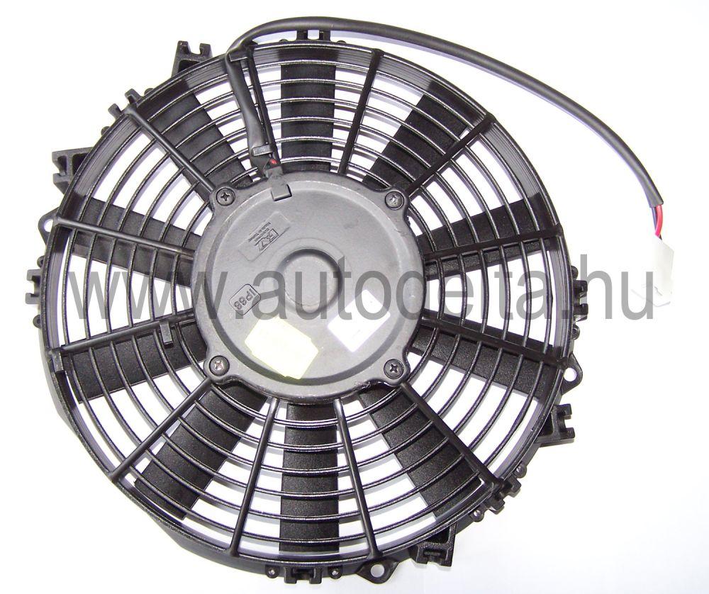 Axiál ventilátor 17, 24V=, H11-001-258, KL20
