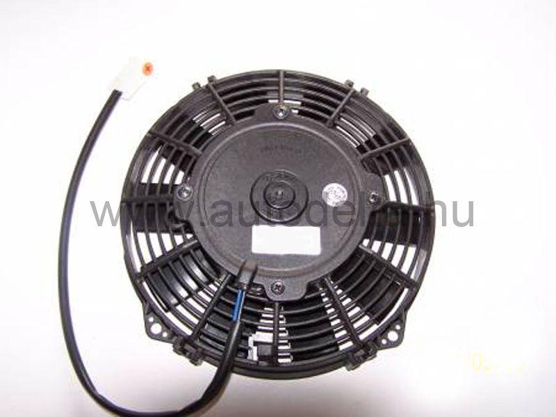 Axiál ventilátor 8, 24V=, VA14-BP7/C-34A