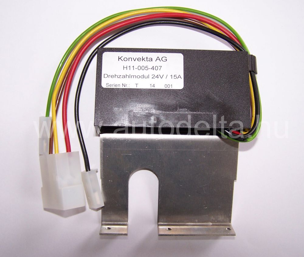 Ford. szabályzó modul 12, 24V=, H11-005-407